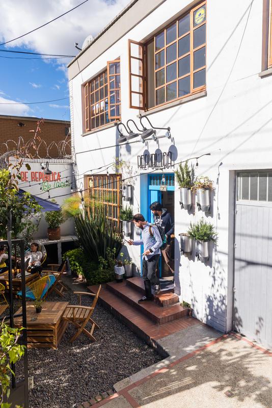 Republica Hostel Bogota