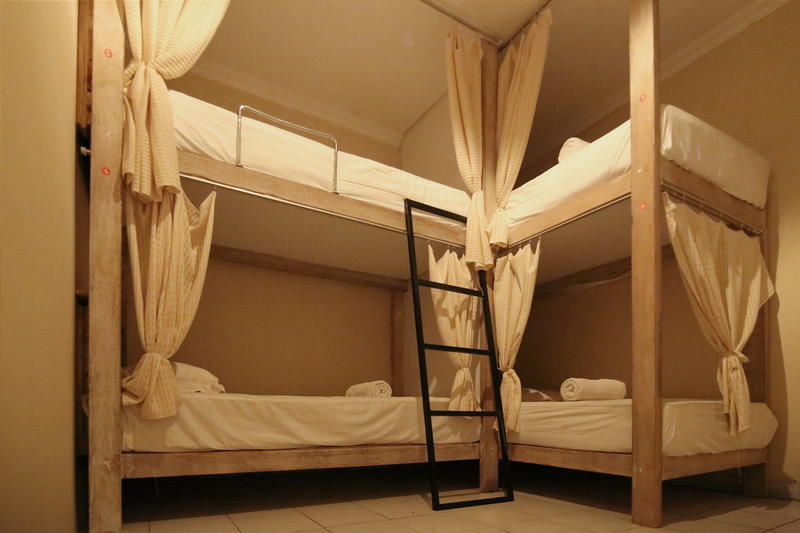 The Camp Hostel Bali