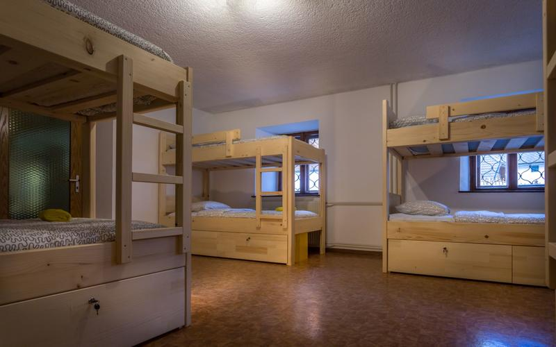 1A Adventure Hostel Lesce Bled