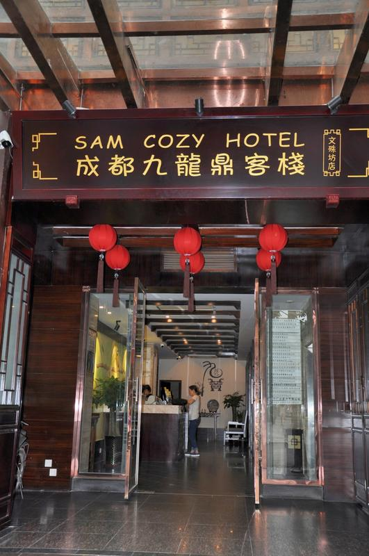 Sam Cozy Hotel