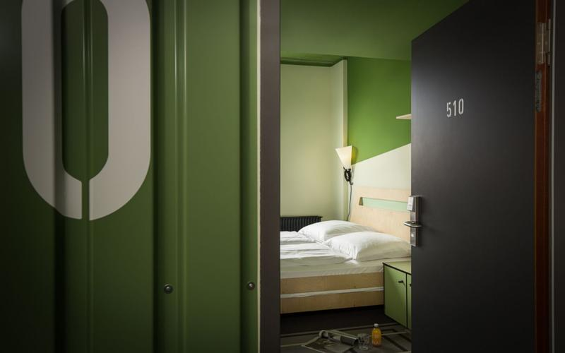 Superbude Hotel Hostel St. Georg