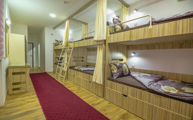City Hostel Ohrid