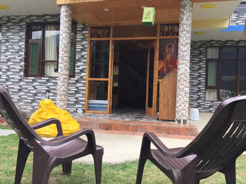 The Lost Tribe Hostel
