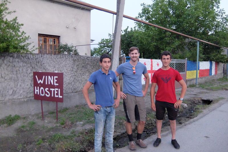 Wine Hostel Sanavardo