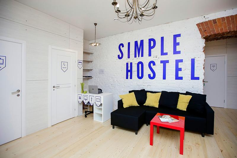 Simple Hostel Italy