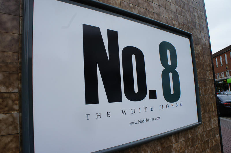 No.8 at The White Horse