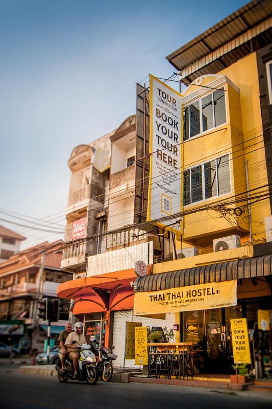 HOSTEL - Thai Thai Hostel