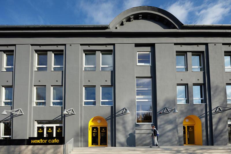 Hektor Design Hostel
