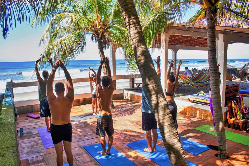 Surf Hostel Nicaragua - El Transito