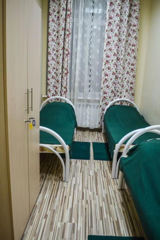 Romashka Hostel