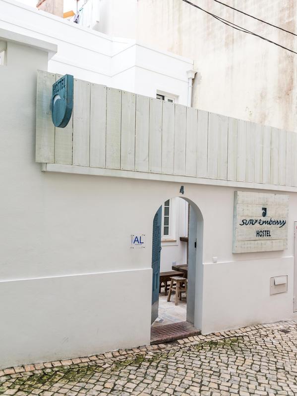 The Surf Embassy Hostel