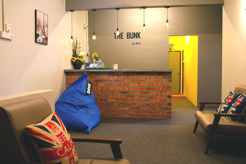 The Bunk by Olive