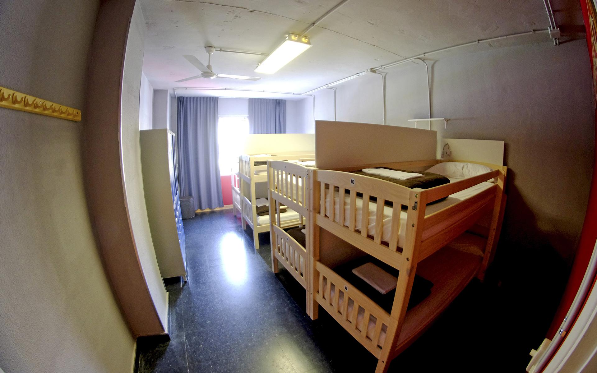 Santander Central Hostel