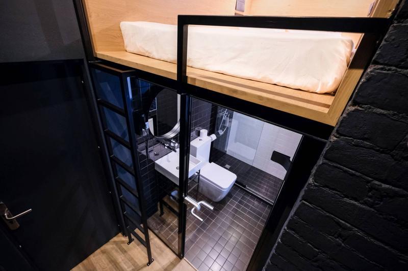 HOSTEL - inBox Capsule Hotel
