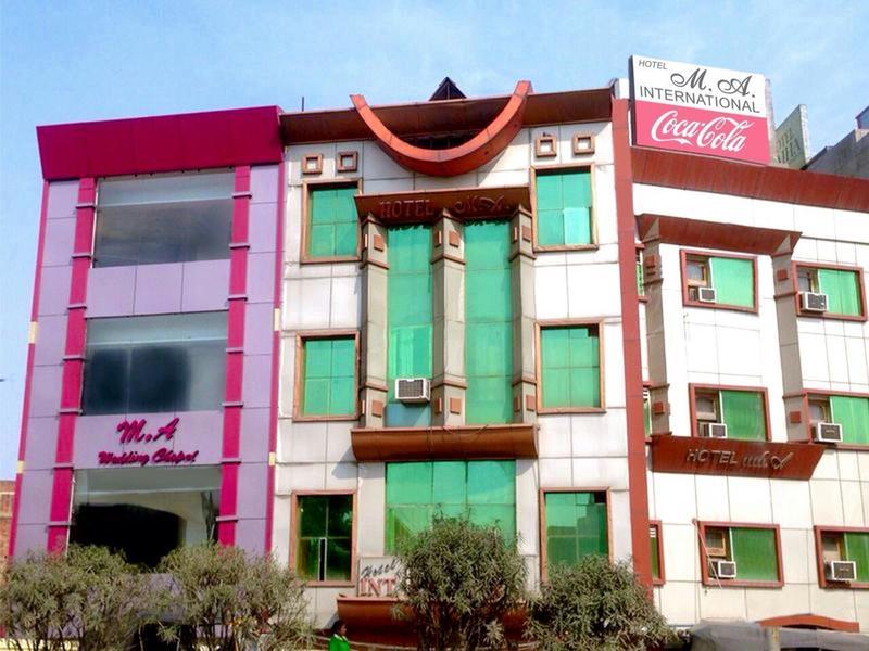 Hotel M.A International