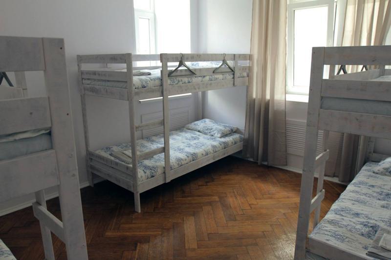 L'abordage Hostel