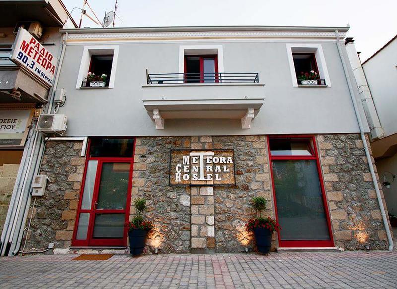 Meteora Central Hostel