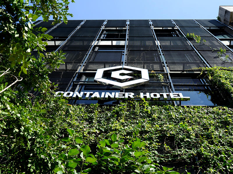 Container Hotel Ipoh
