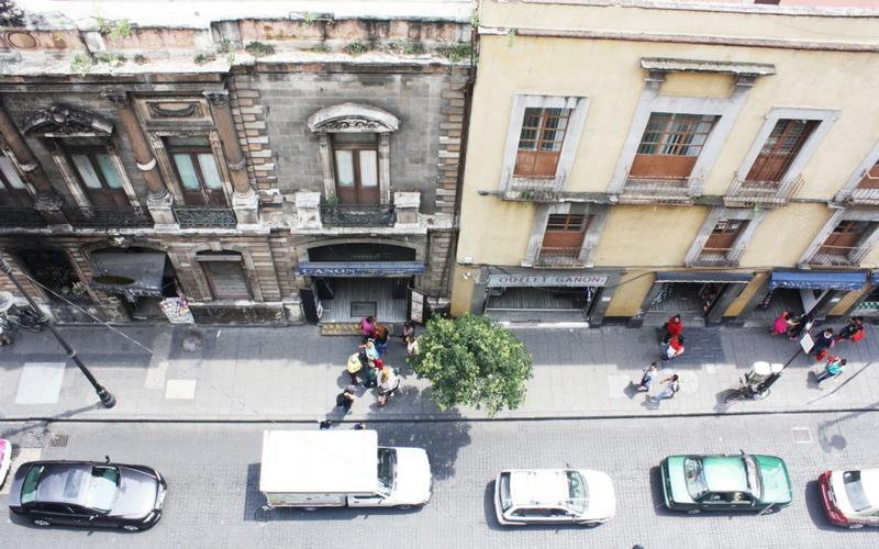Hostel Zocalo