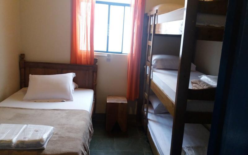 Hostel Recanto De Minas