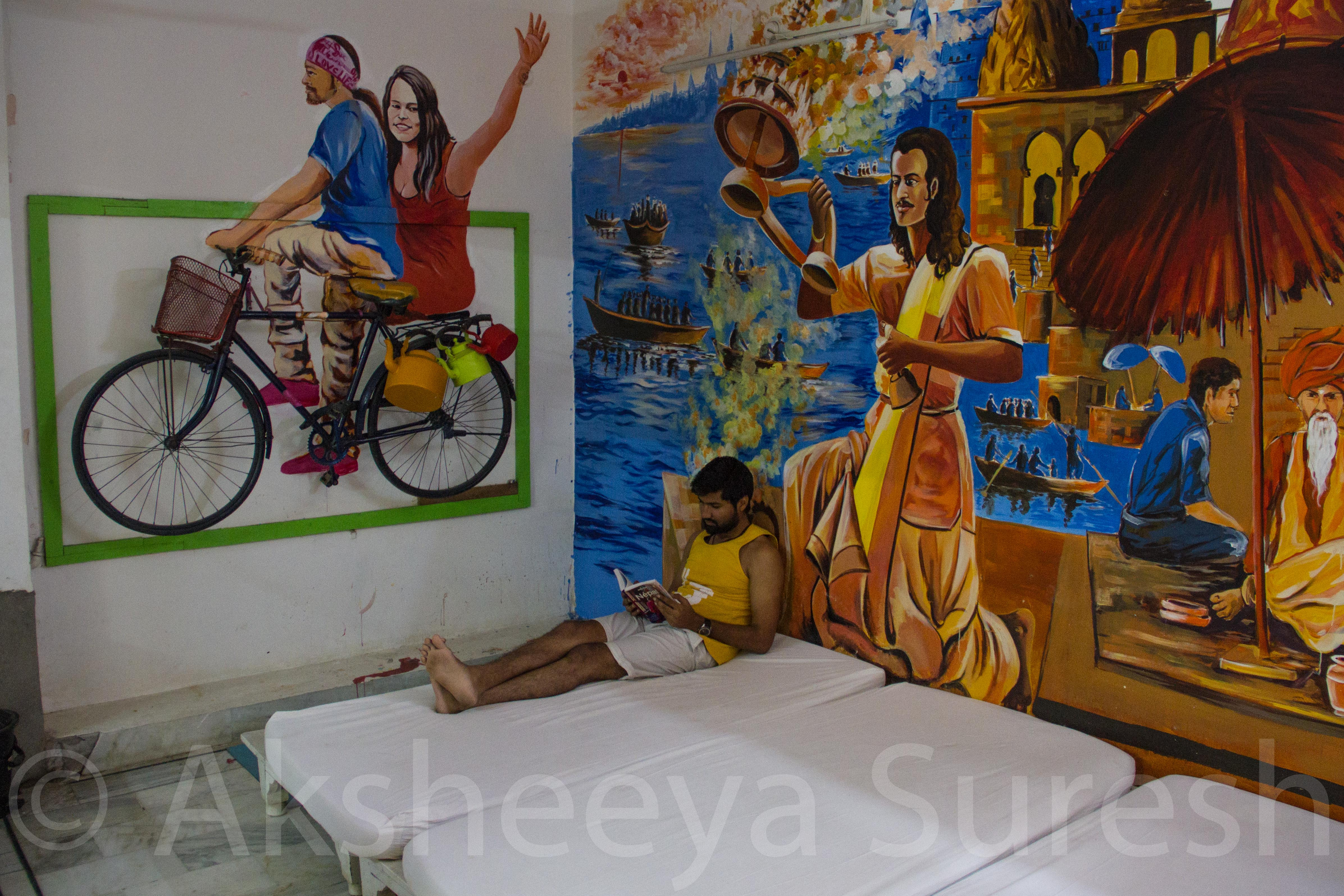 Varanasi by Roadhouse Hostels
