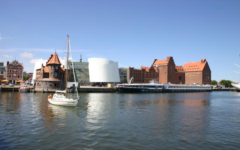 DJH Jugendherberge Stralsund