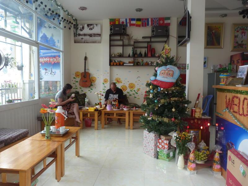 Dalat Santa Claus