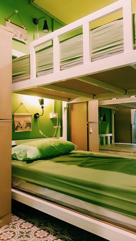 HOSTEL - Staying Hostel Suvarnabhumi Airport