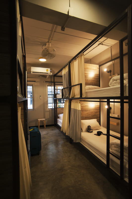 HOSTEL - Happy Monkey Hostel Bangkok