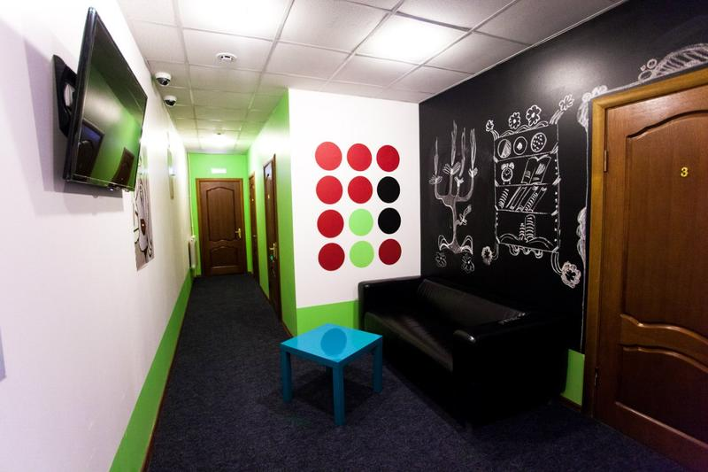 Pop-Art Hostel