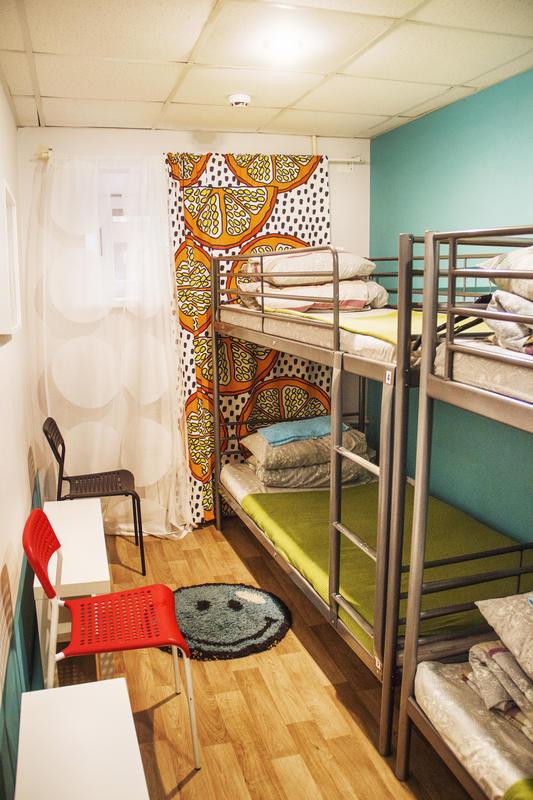 Pop-Art Hostel