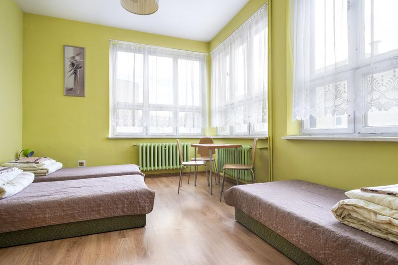 Oleandry Hostel