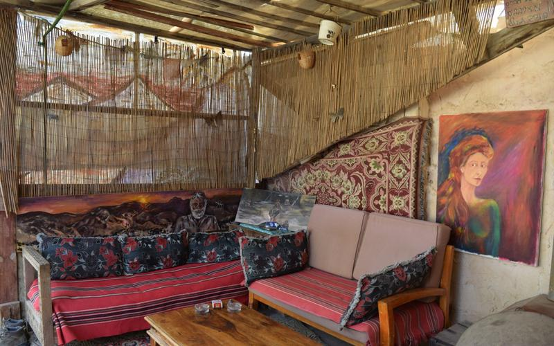 Mati and Roni's Desert Guest House