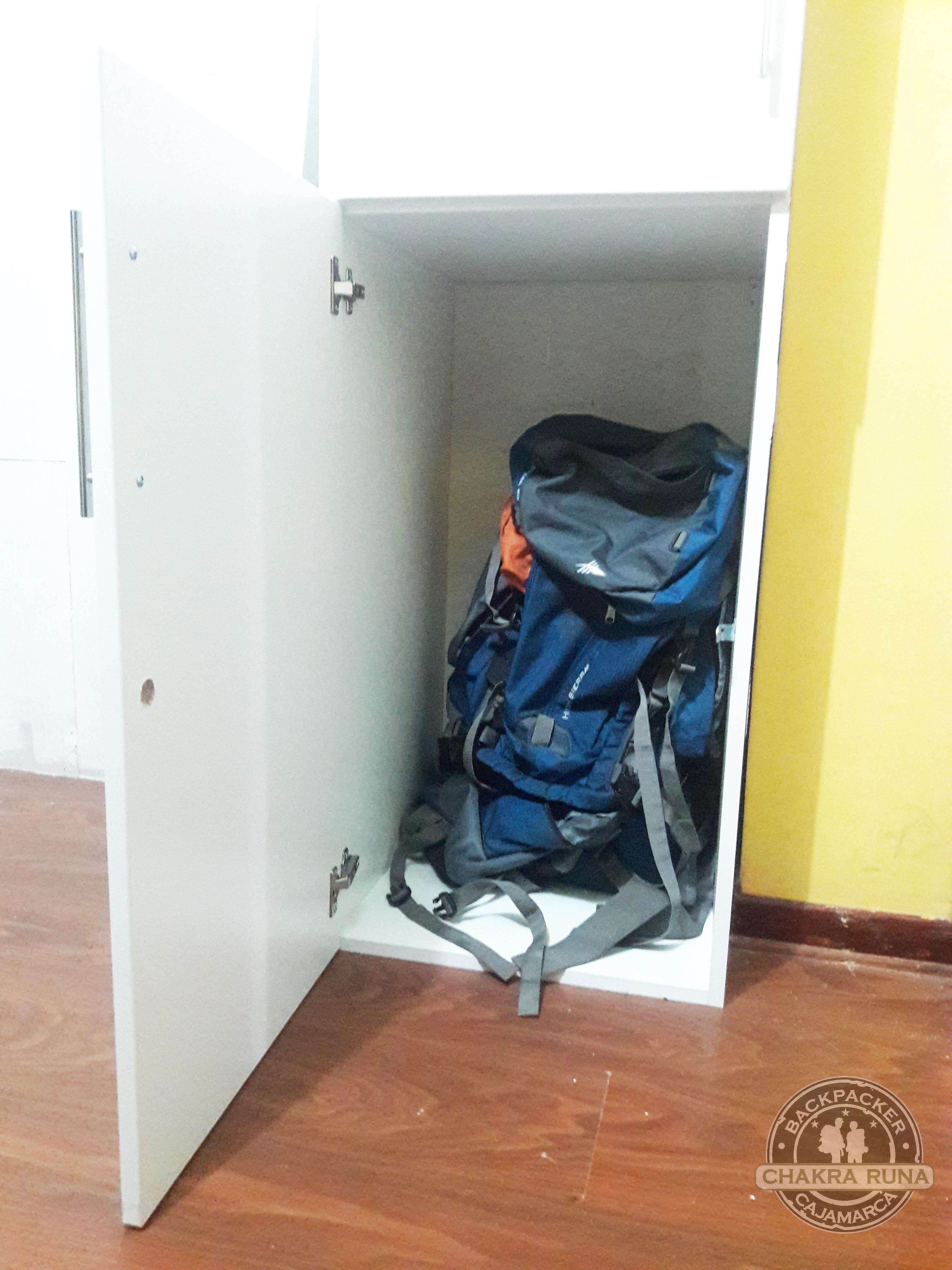 Chakra Runa Backpacker - Cajamarca