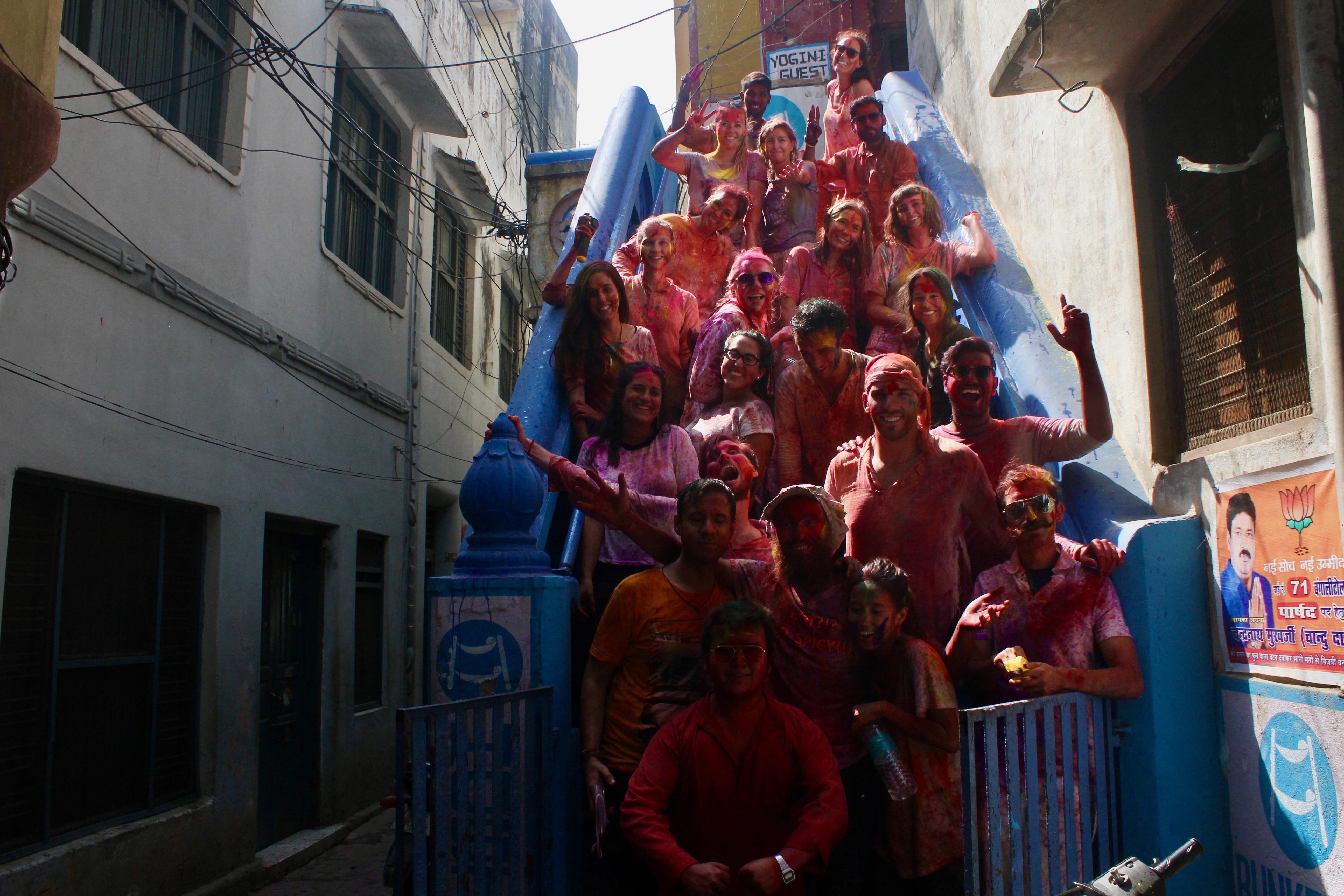 Bunkedup Hostel Varanasi