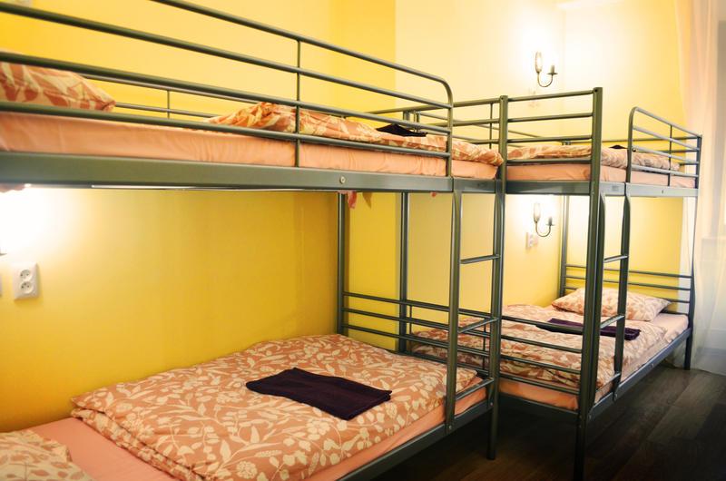 Hostel u Kmity