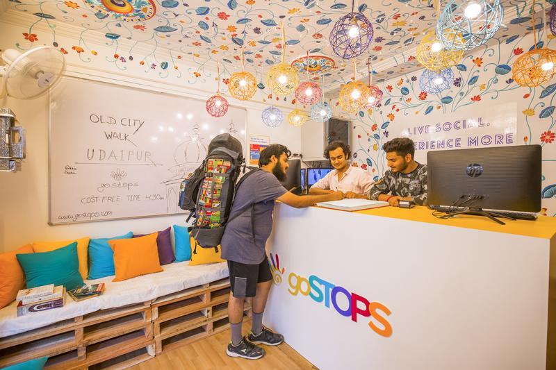 goStops Udaipur (Stops Hostel Udaipur)