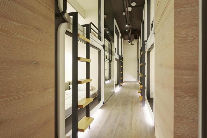 HOSTEL - Taiwan Youth Hostel & Capsule Hotel