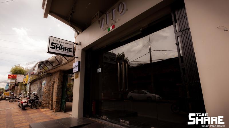 The Share Phnom Penh Hostel