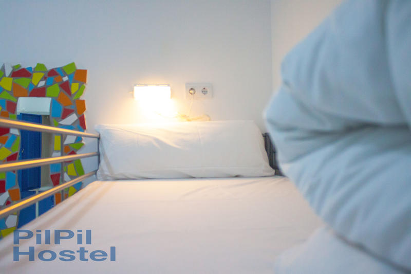 Pil Pil Hostel Madrid