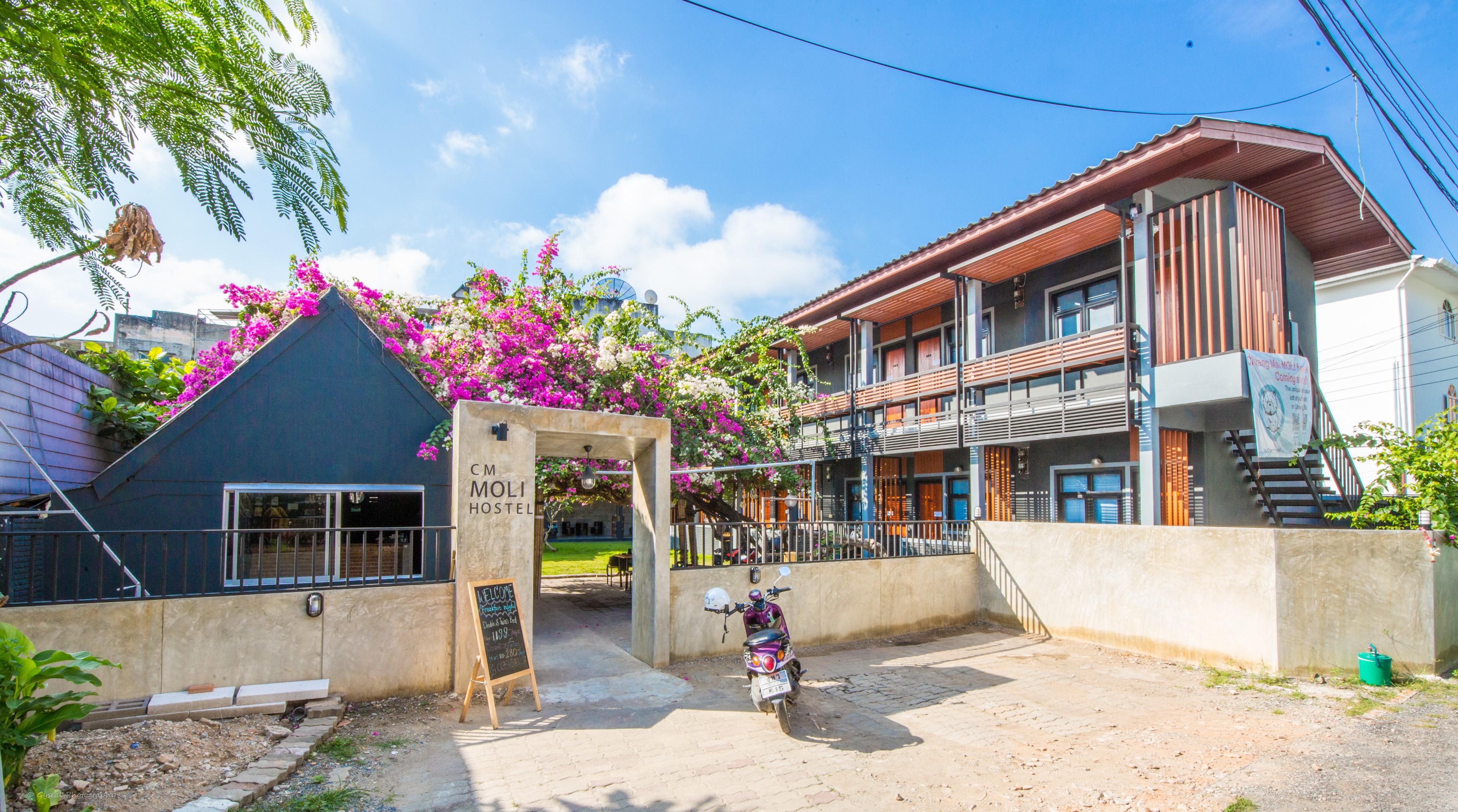HOSTEL - Chiangmai Moli Hostel