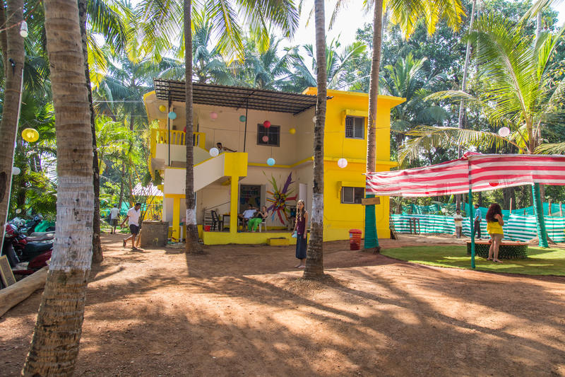 Palolem by Roadhouse Hostels