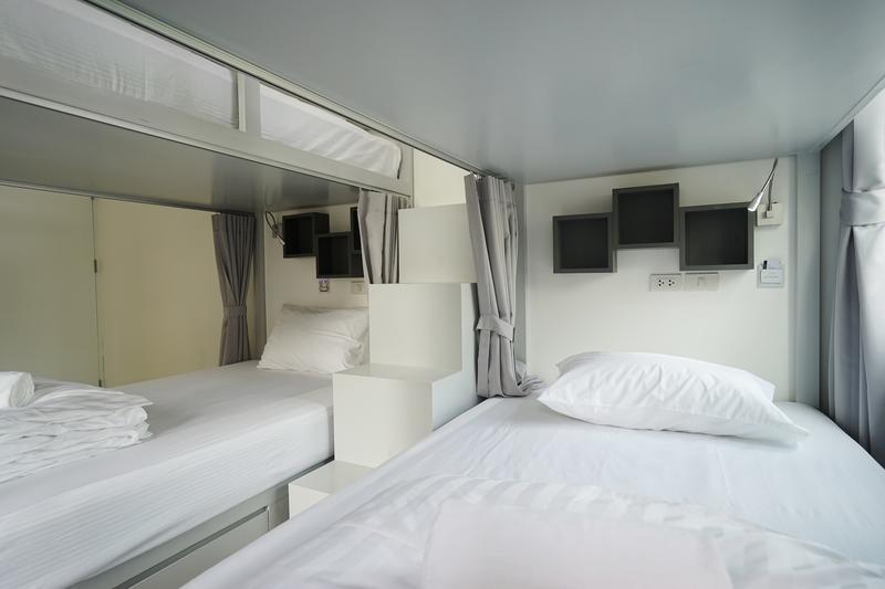 HOSTEL - Cacha Bed