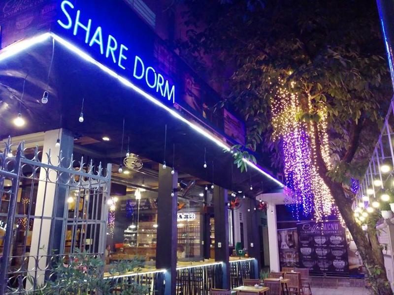 Share Dorm Hostel