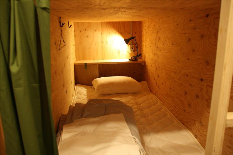 Hostel bedgasm