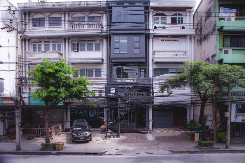 HOSTEL - The BOB Hostel Bangkok