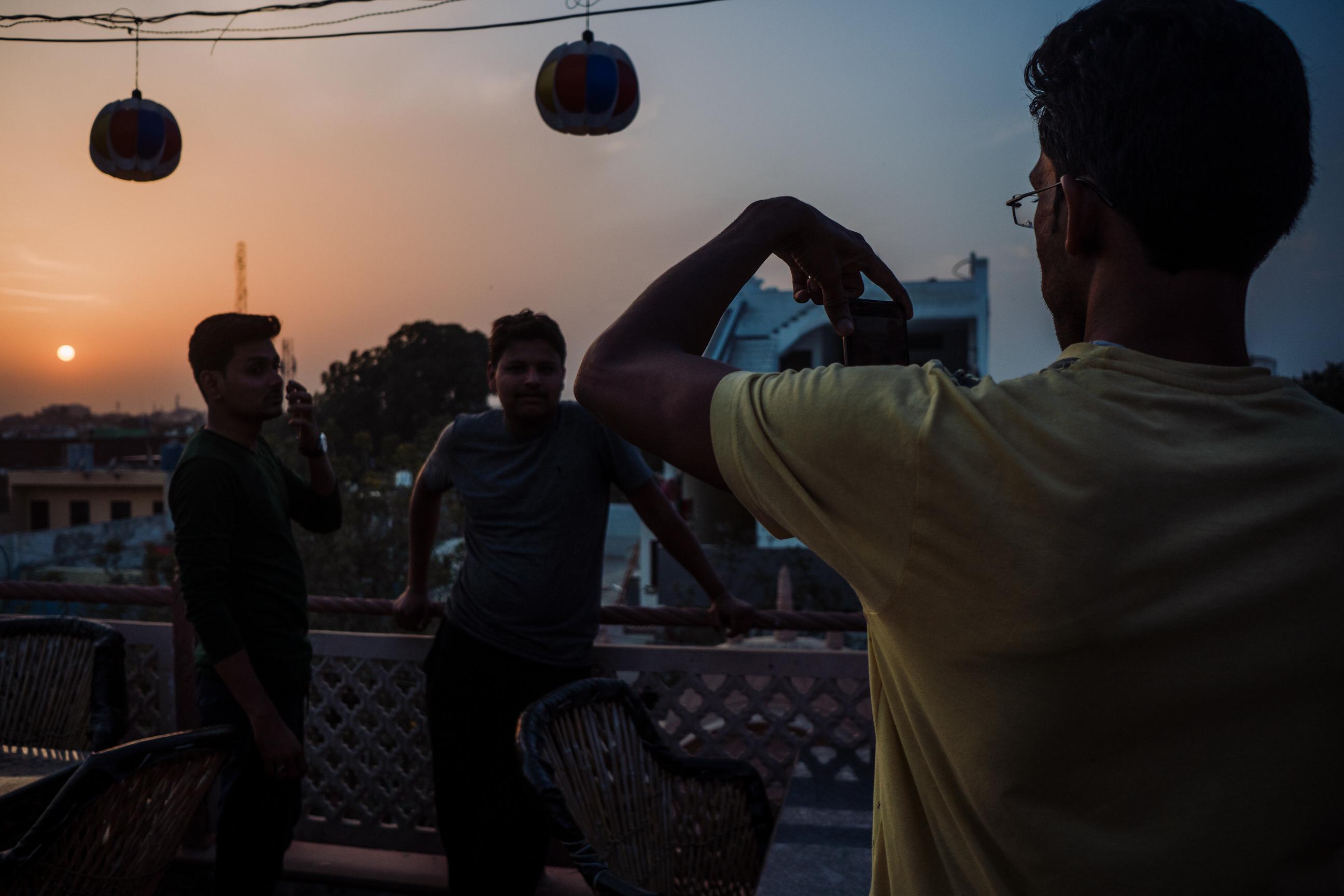 Moustache Hostel Agra