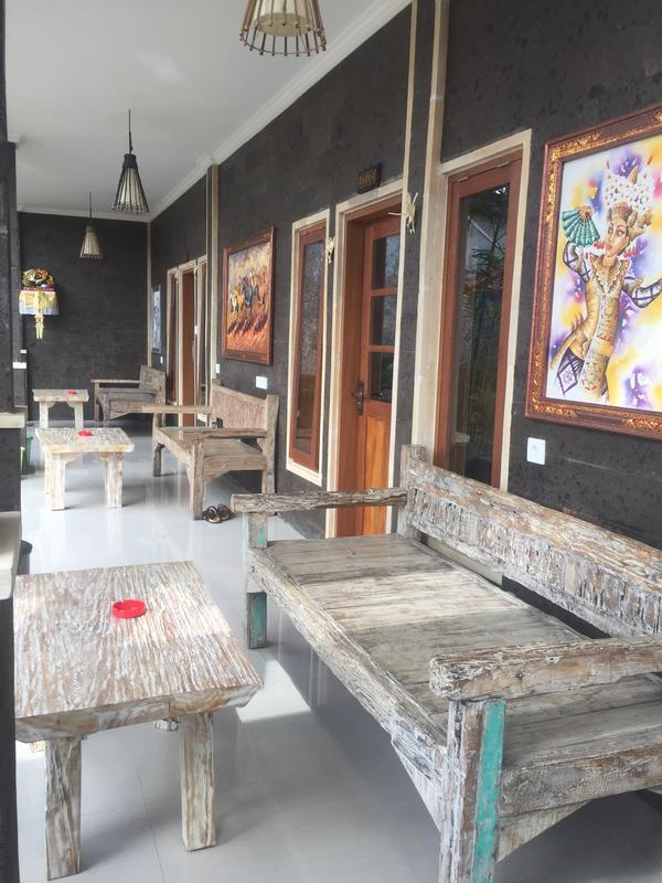 New Ubud Hostel