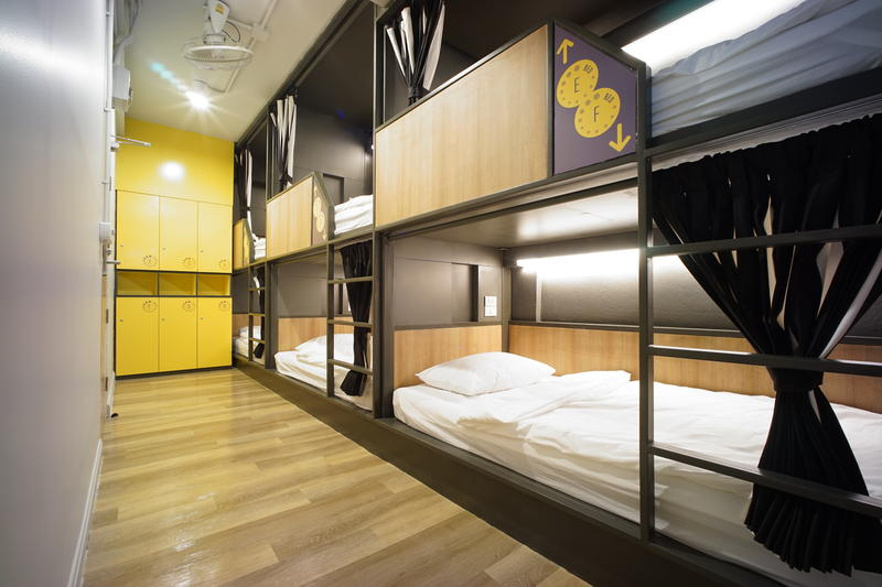 HOSTEL - BRB Hostel Bangkok Silom