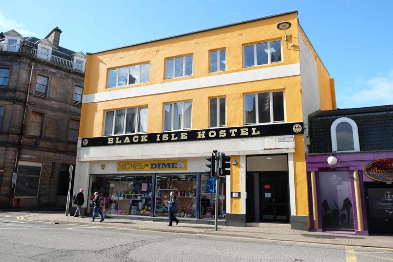 Black Isle Hostel